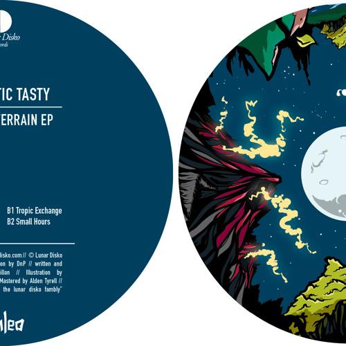 Automatic Tasty - Strange Terrain EP samples