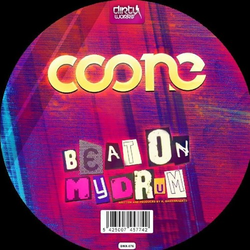 Coone - Beat On My Drum