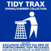 TIDY TRAX SAMPLER for WAX Magazine Spring/Summer 1999