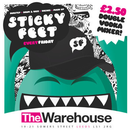 Dan Hills & DJ Stoxx - Sticky Treat 005