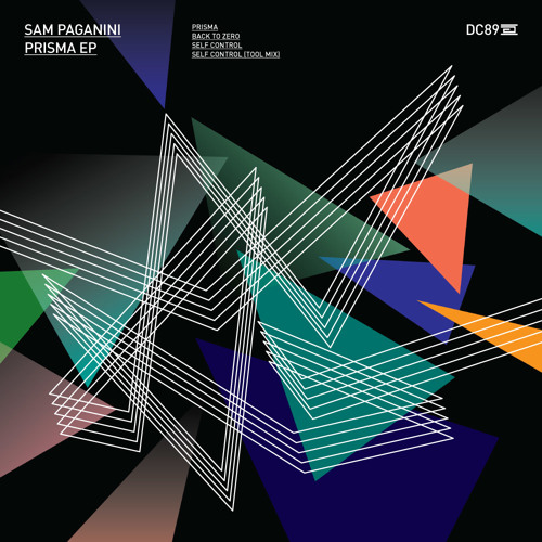 Sam Paganini - Prisma EP (Drumcode)