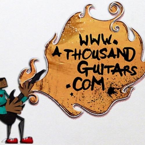 A Thousand Guitars' February 2012 Mixtape