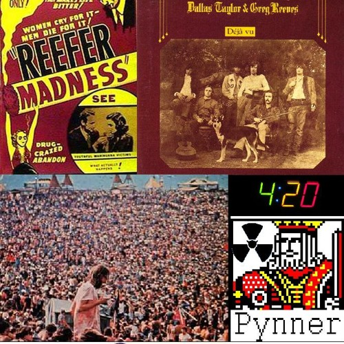 Crosby, Stills, Nash & Young – Woodstock (Pynner Remix) by Pynner