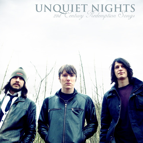 Unquiet Nights - Burning The Tracks