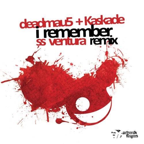Deadmau5 & Kaskade - I Remember ( SS Ventura Remix )