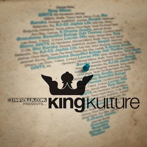 Beautiful Eulogy (Braille, Odd Thomas, Courtland Urbano) - King Kulture ft. Theory Hazit & Lee Green