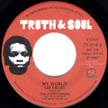 Lee Fields & The Expressions My World Artwork