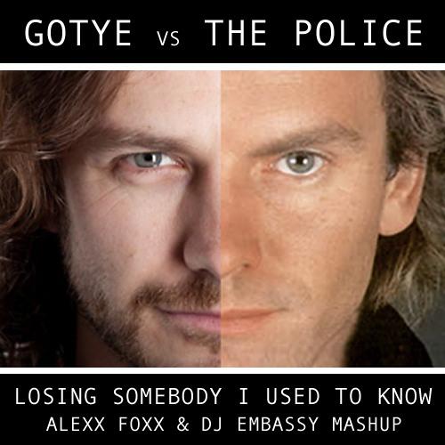 Gotye vs The Police - Somebody I Used To Know
