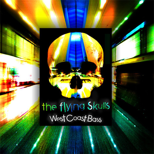 """The Flying Skulls - WestCoastBass ft ill45 and JLS (Shinobi's """"Party With An Alien Remix"""")"""