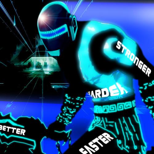 Harder, Better, Faster, Stronger- Daft Punk (Indigo Uprise Remix)