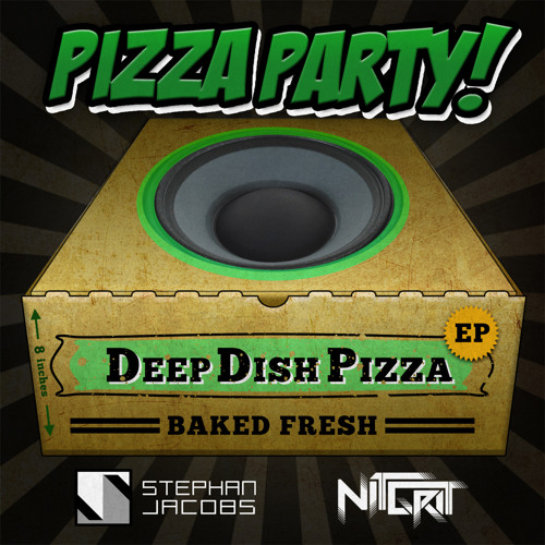 Pizza Party - Game Over