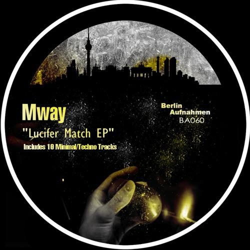 Mway - Out of Control (Cutted Original Mix) // Berlin Aufnahmen