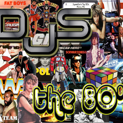 The Ultimate 80's Megamix