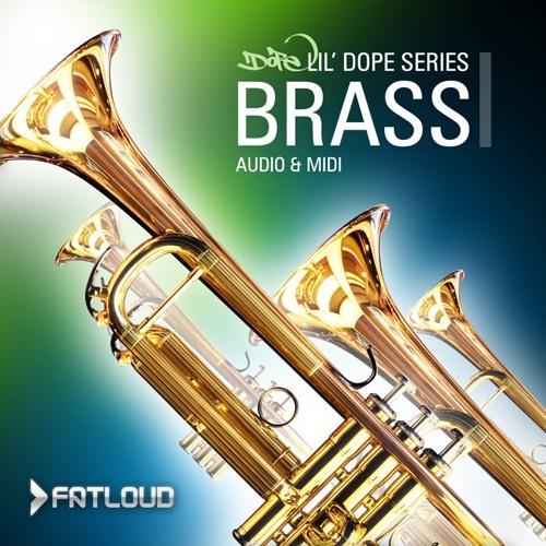 Lil'Dope: Brass Vol.1 (chords, loops + MIDI)