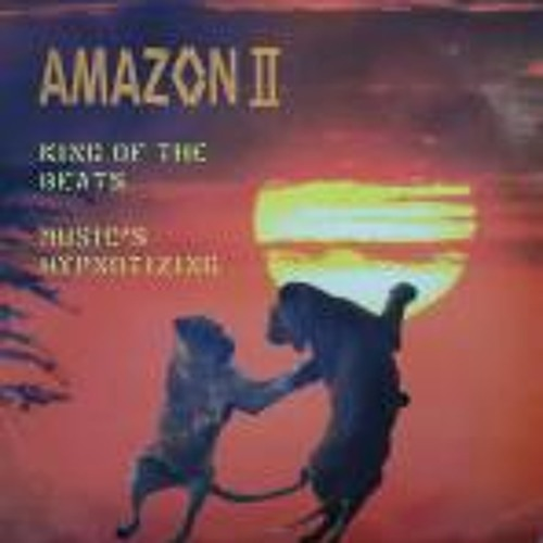 DJ Aphrodite / Amazon II - King Of The Beats (APH-24 1996)