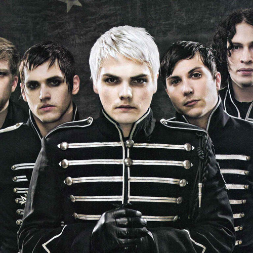 My Chemical Romance - Welcome to the Black Parade alice sing