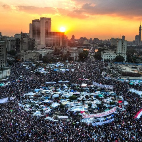 CKUT Voices from Egypt - Interviews from the Egyptian Revolution's first 18 days