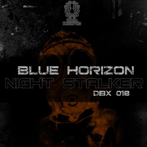 Blue horizon black seaCLIP