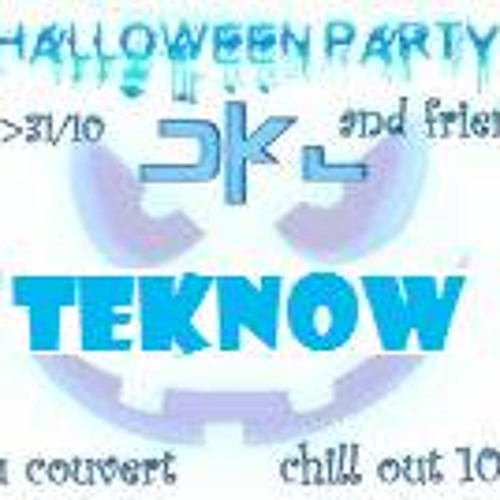 TEKNOW - HALOOWEN PARTY