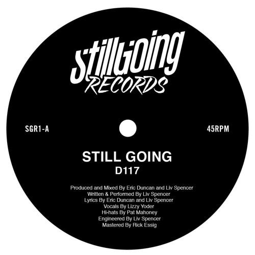 """Still Going """"D117"""""""