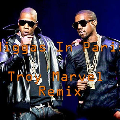 Niggas in Paris - Kanye West & Jay-Z (Troy Marvel Bootleg) [Extended Mix] (Download in Description)