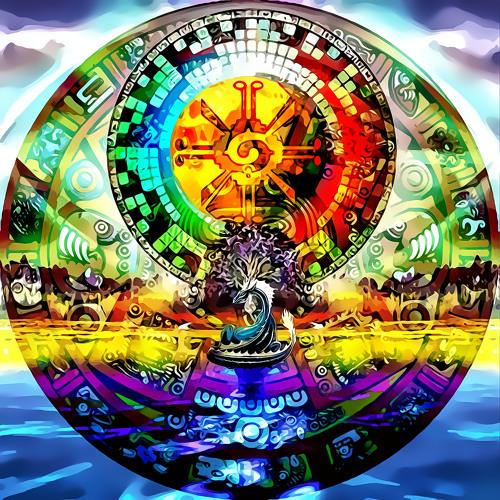 247 - 095 -Tzolkin Mayan