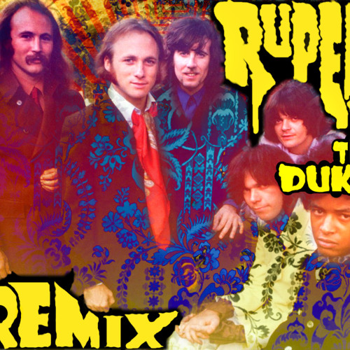 Crosby, Stills, Nash & Young - Find The Cost of Freedom (Rupert the Duke Remix)
