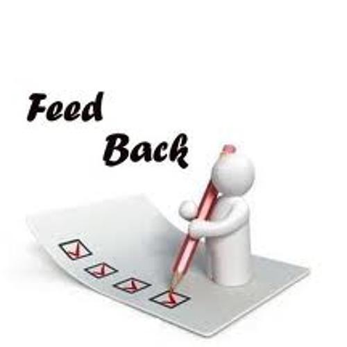 Feedback (Get/Give)