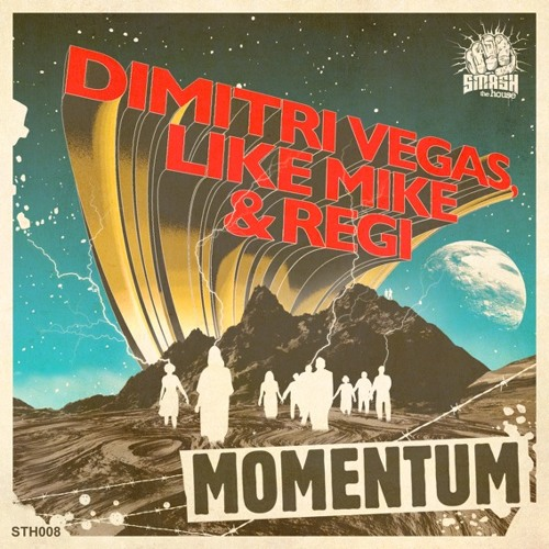 Dimitri Vegas, Like Mike & Regi - Momentum ( Instrumental Mix ) EXCLUSIVE PREVIEW