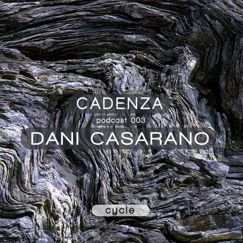 Cadenza Podcast | 003 - Dani Casarano (Cycle)