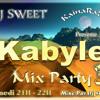 KABYLE MIX PARTY 13 - Mixé par DJ SWEET
