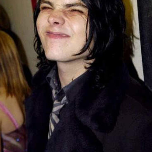 Gerard Way in Thank you for the venom