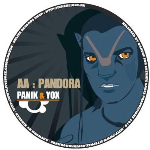 PANIK & YOX - Pandora (Drum Orange recordings 016)