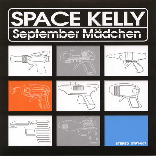 Space Kelly - September Mädchen