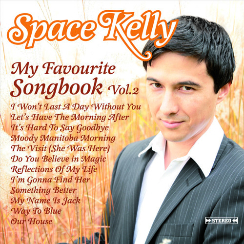 Space Kelly -  I Won't Last A Day Without You (The Carpenters)