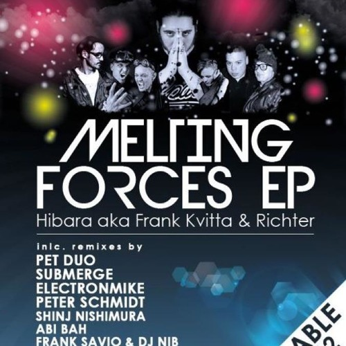 Hibara aka Frank Kvitta & Richter : Melting Forces EP