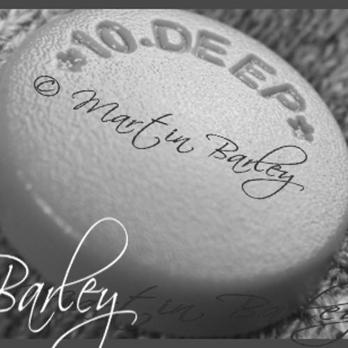 Martin Barley - Deep Banner