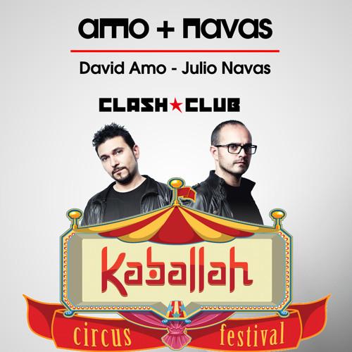 Amo + Navas Dj Set Live @ Clash Club SP