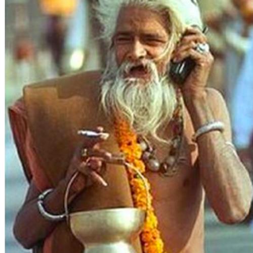 Sadhana - Net Connected Baba ( Soon on Olotropo Recs)