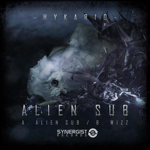 Alien sub (Synergist Records) SYNRdigi001