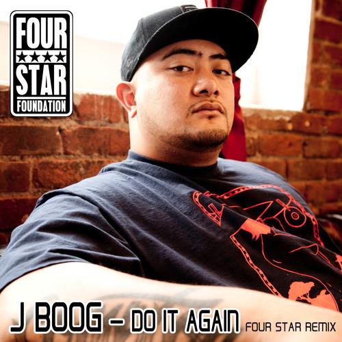J-BOOG - DO IT AGAIN - DUBPLATE - FOUR STAR FOUNDATION