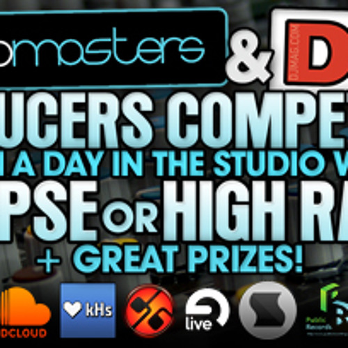 Wasted Noize - Get Down! (1st place - LMDJ Mag Producers Comp.)