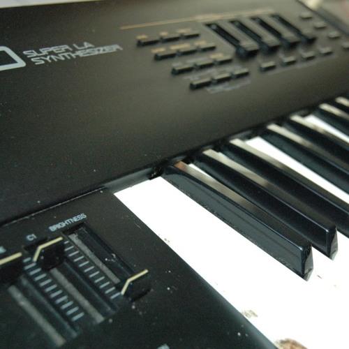 """VVD - Roland D-70 + JP-8080 """"Stop SOPA!"""""""