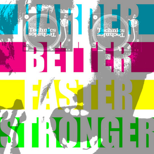 Daft Punk - Harder Better Faster Stronger (Damnlike Reclap Edit)