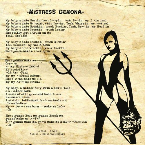 mistress-demona