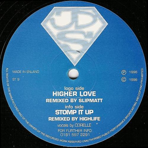 JDS - Higher Love (Slipmatt Remix) 1996