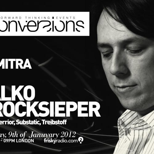 Adi Dumitra - Conversions 063@Frisky Radio 09.01.2012
