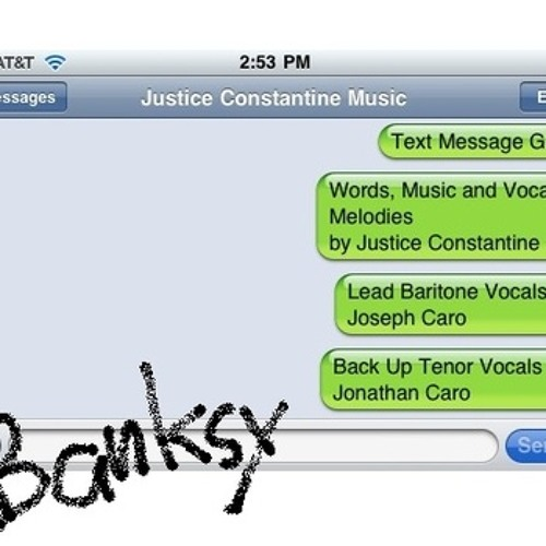 Justice Constantine - Text Message Girl
