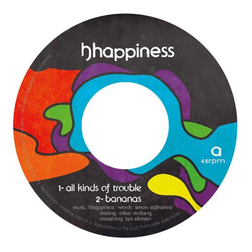 Hhappiness - Bananas EP