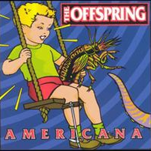 The Offspring - Welcome